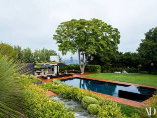 Jennifer Aniston and Justin Theroux's L.A. Home (10)