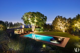Jennifer Aniston and Justin Theroux's L.A. Home (11)