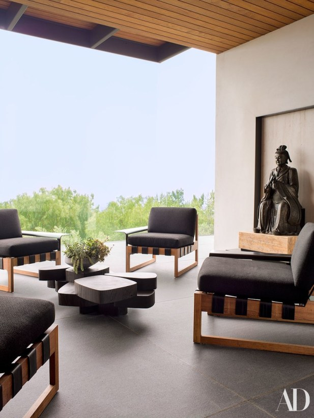 Jennifer Aniston and Justin Theroux's L.A. Home (4)